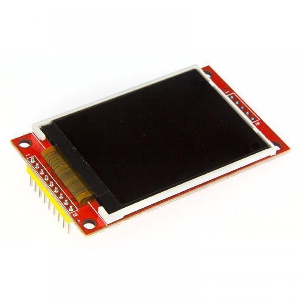 "2.2"" inç TFT LCD ILI9341 sürücü SPI 240*320"