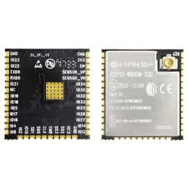 ESP-WROOM-32U ESP32U WiFi/BT/BLE MCU Modül