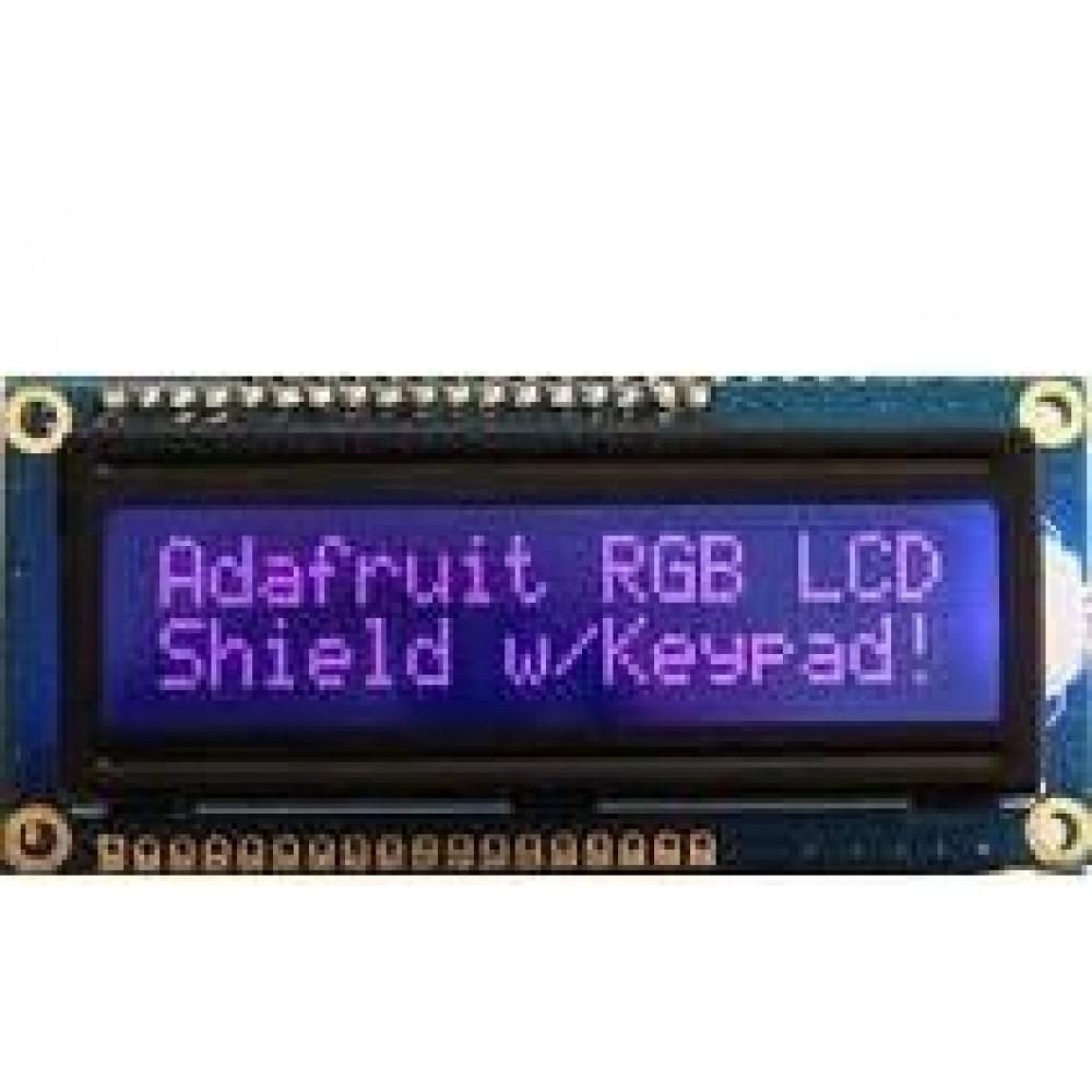 TC1602D-02B0-A00 2x16 LCD Display  Mavi-Beyaz Arduino